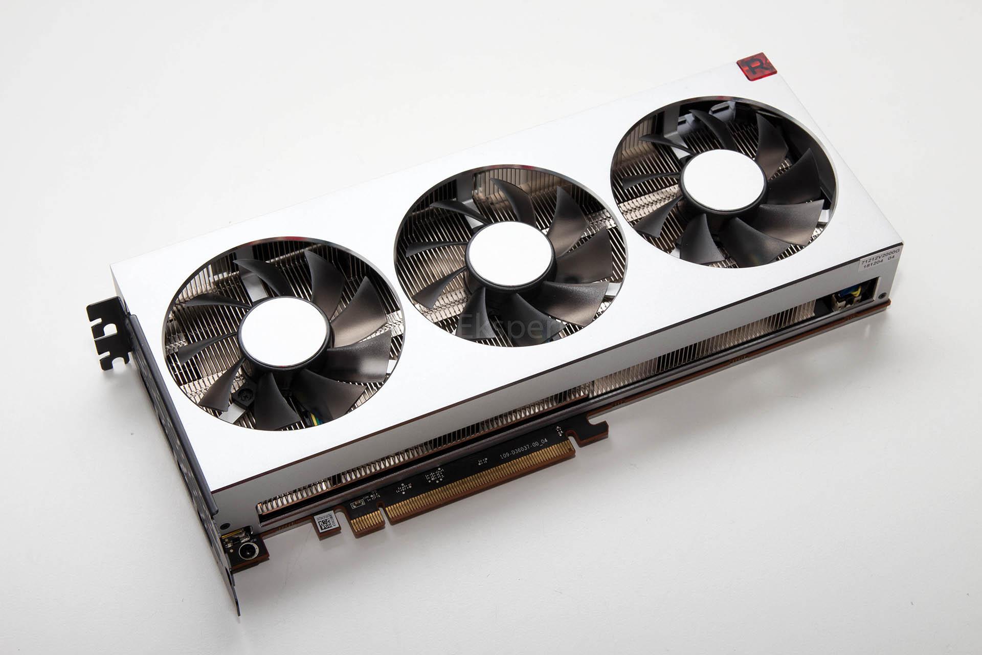 AMD Radeon VII recenzija