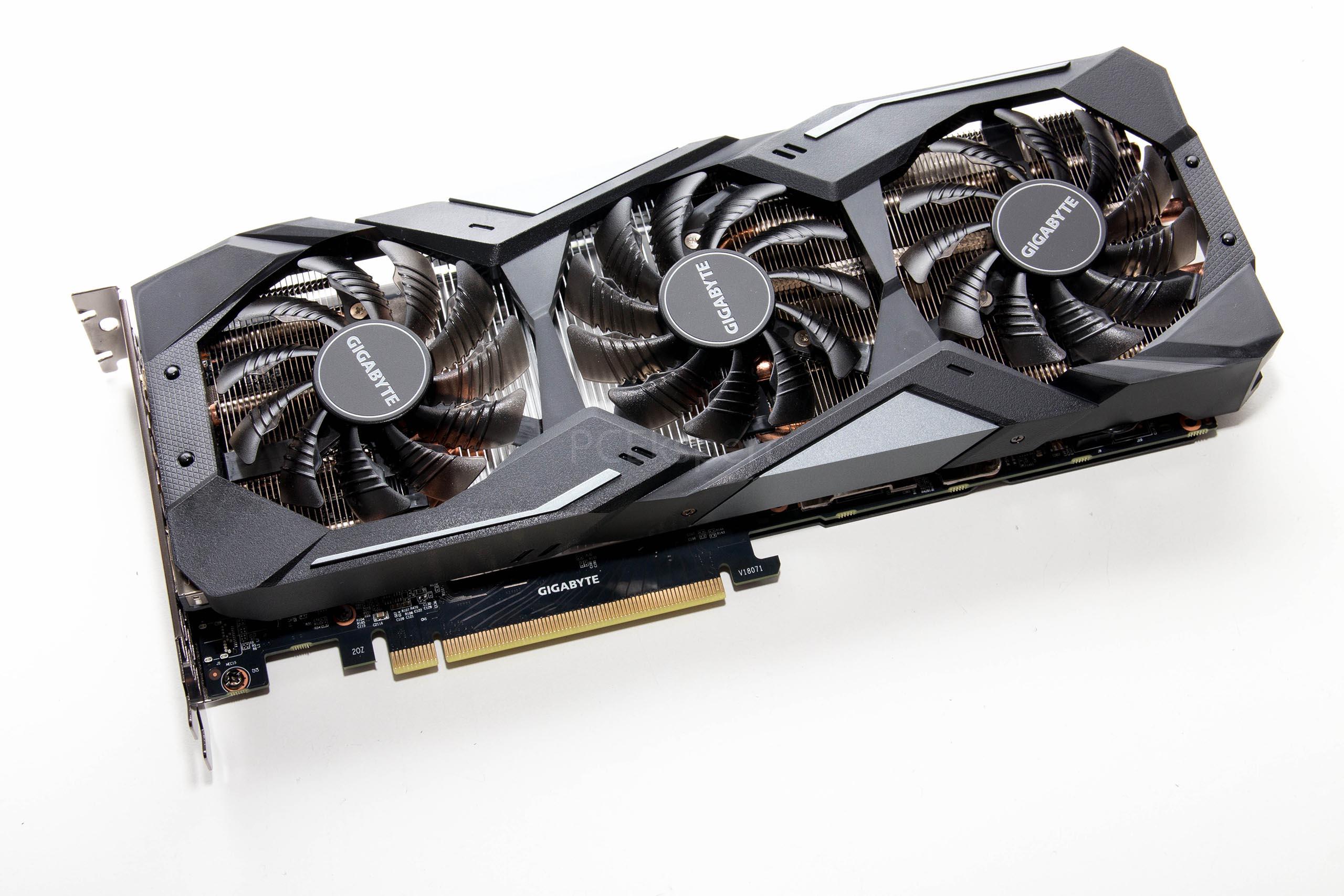 Gigabyte GeForce RTX 2060 Gaming OC Pro recenzija