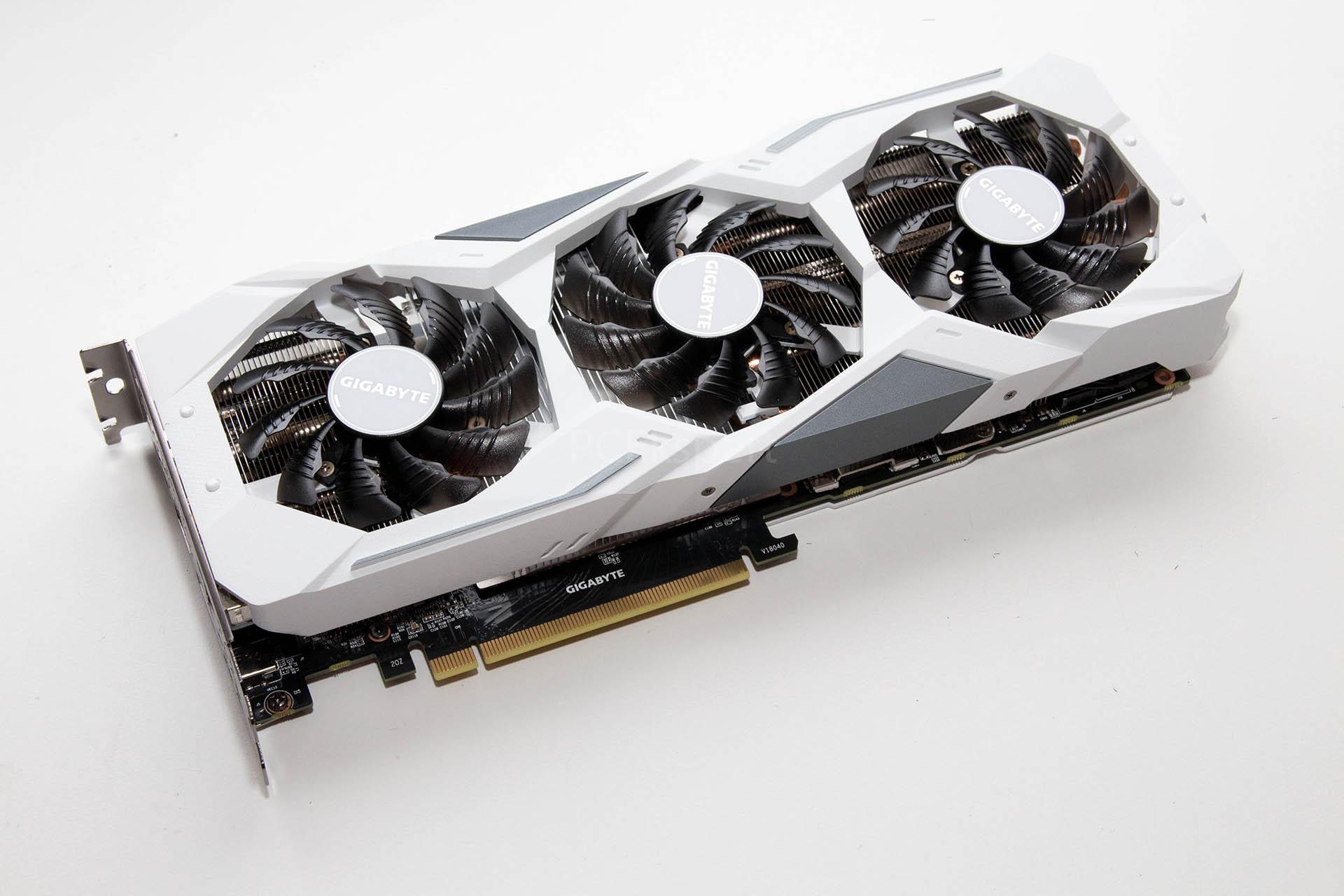 Gigabyte RTX 2070 Gaming OC White 8G recenzija