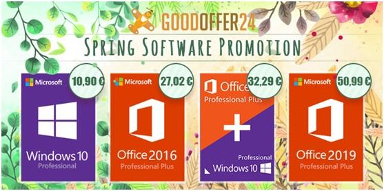 Je li legalno kupiti licencu Windowsa na Goodooffer24?
