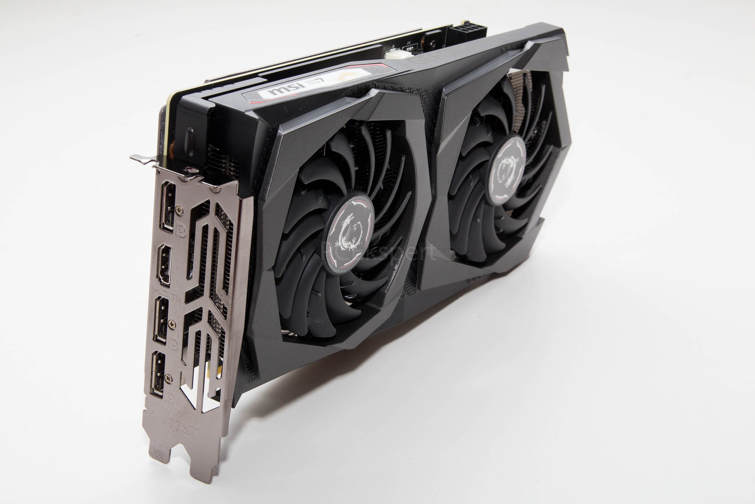 MSI GeForce GTX 1660 Gaming X recenzija