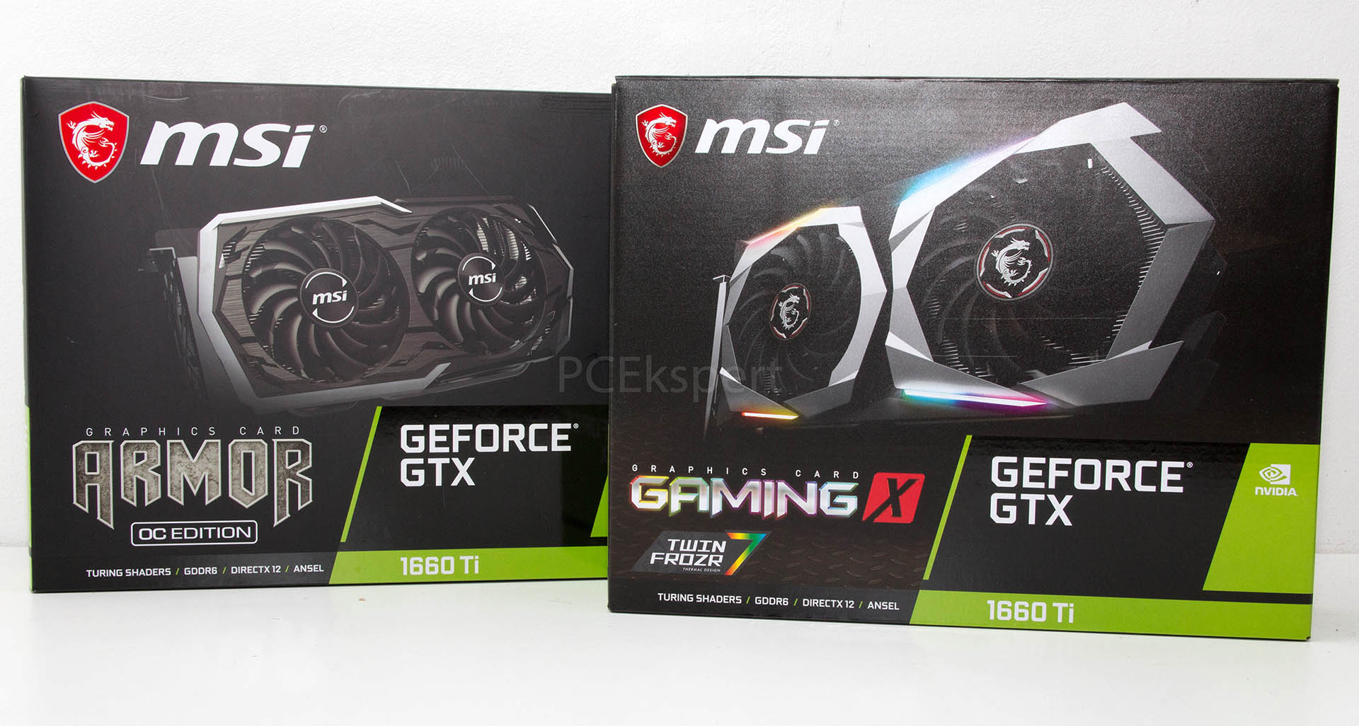 MSI GeForce GTX 1660 Ti Gaming X & Armor OC recenzija