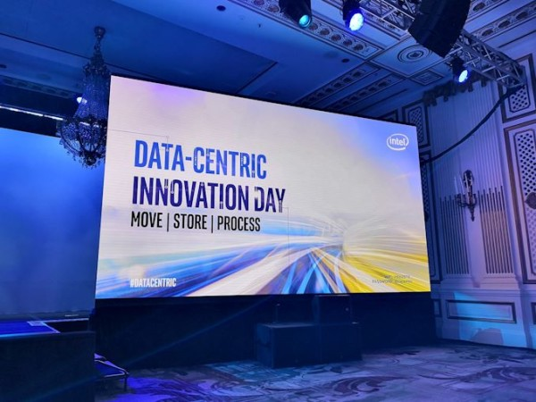 Intel – Data-centric innovation day!