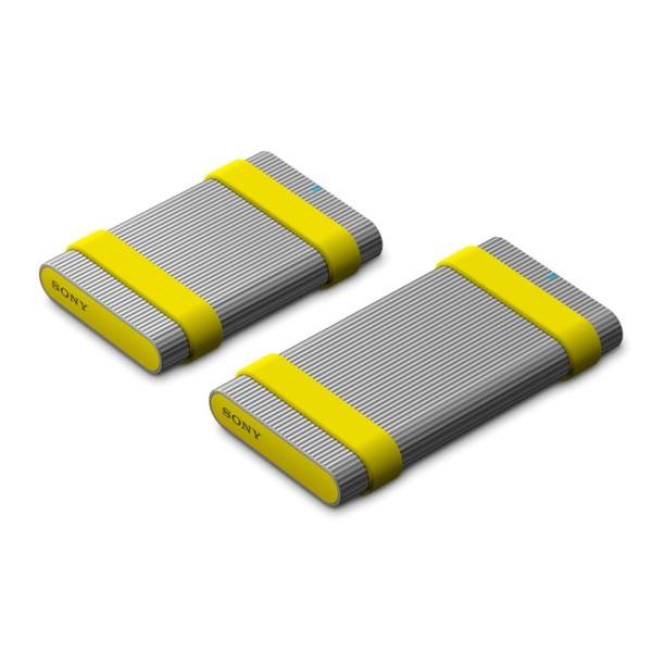 Sony predstavo dva nova eksterna SSD-a