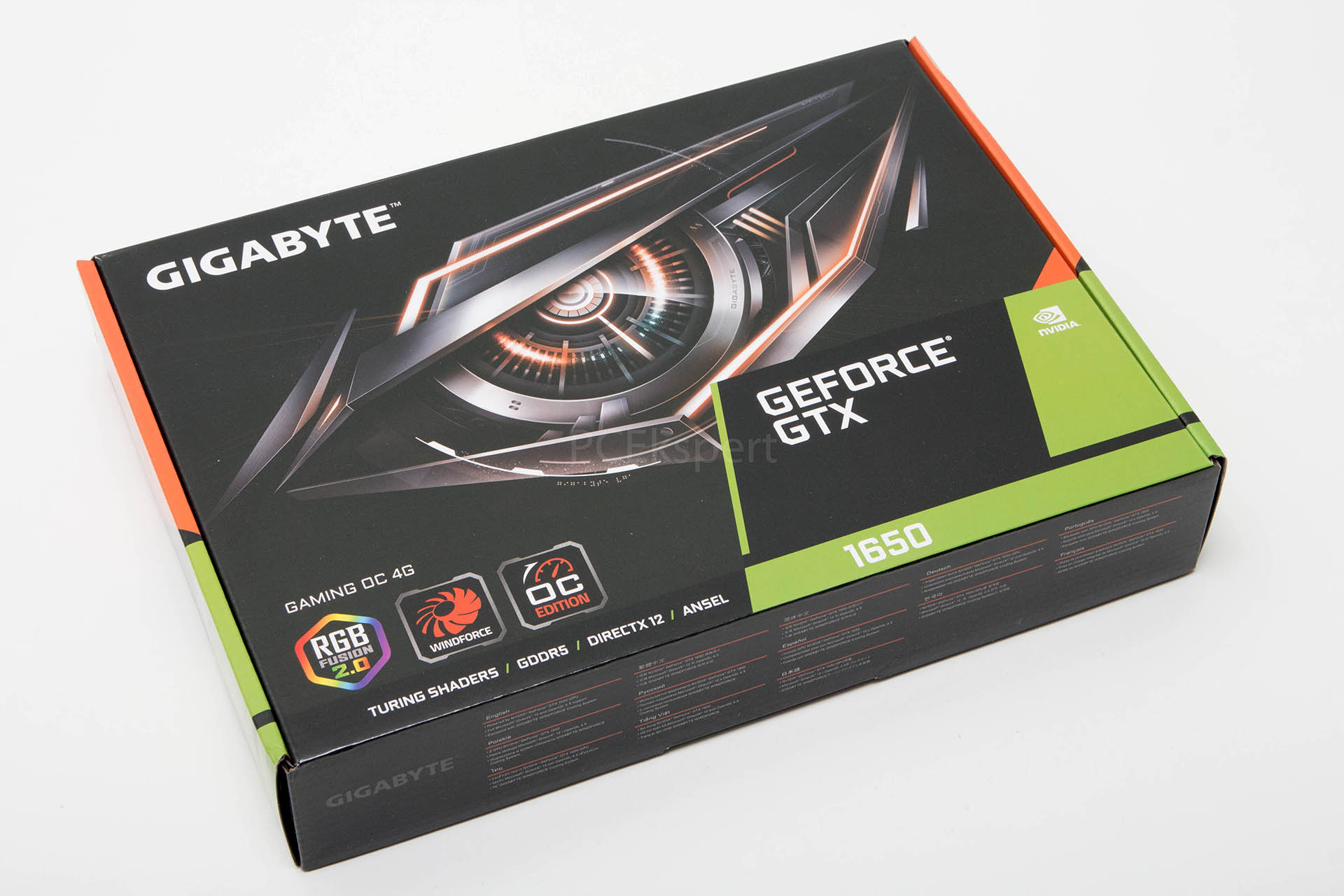 Gigabyte GeForce GTX 1650 Gaming OC 4G recenzija