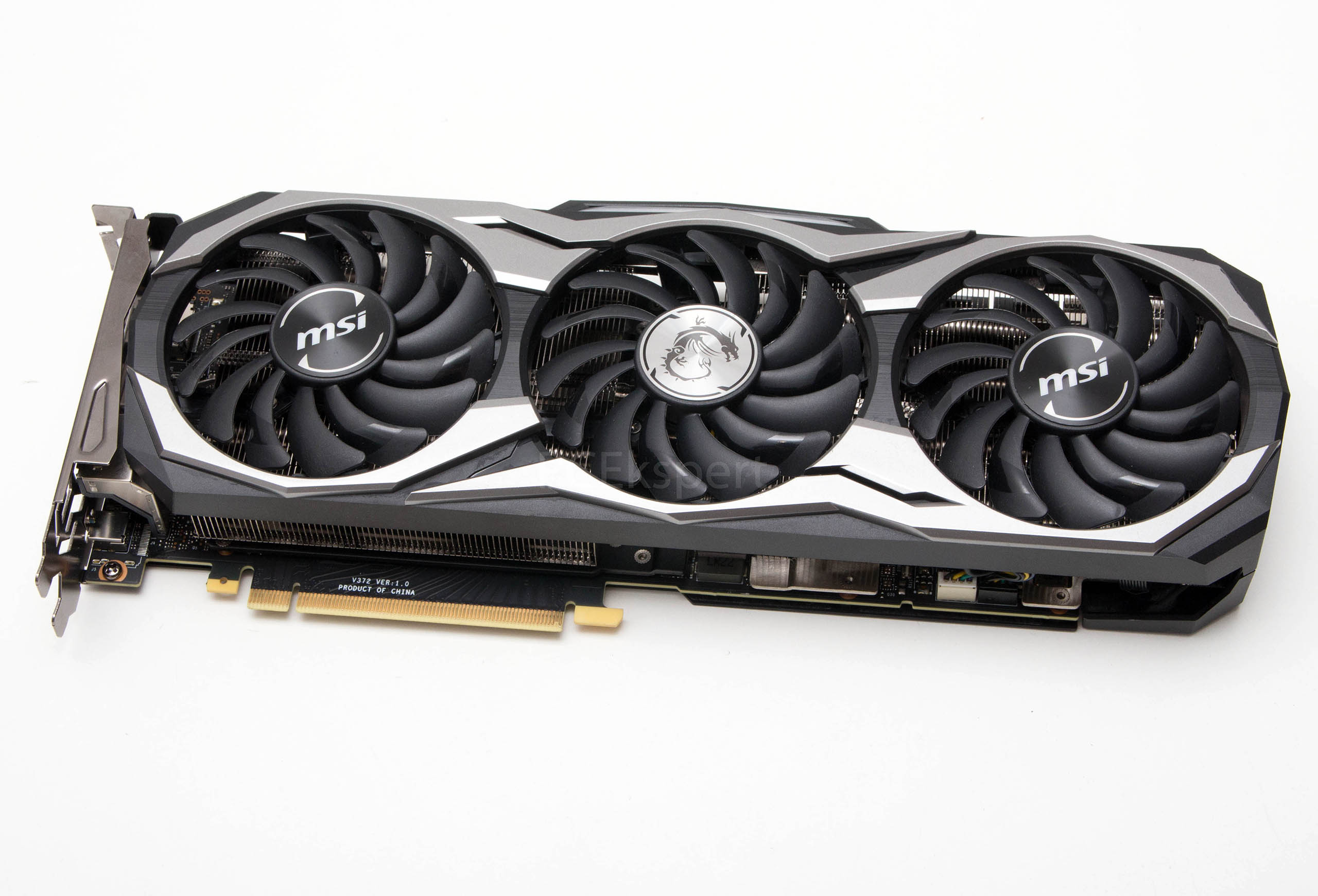 MSI GeForce RTX 2080 Duke OC recenzija