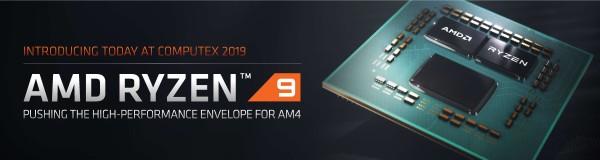 AMD Ryzen 3000 – Zen2 napokon stigao