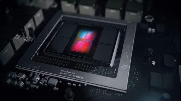 AMD Navi novosti