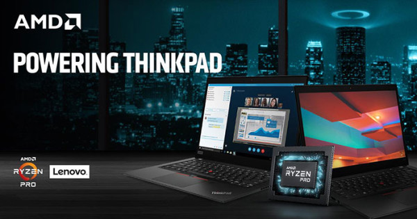 Lenovo i AMD