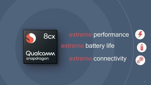 Qualcom prezentirao prve testove novog Snapdragon 8cx procesora