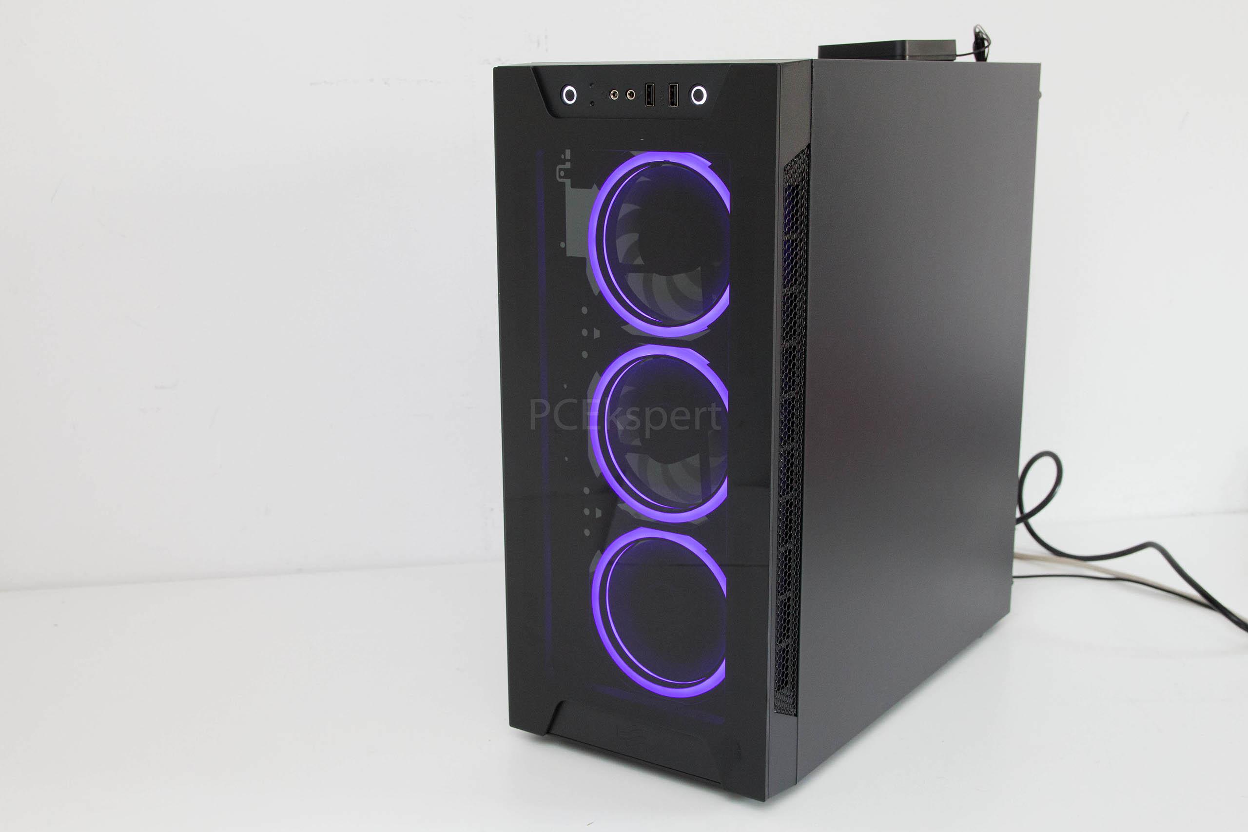 SilentiumPC Armis AR5X TG RGB recenzija