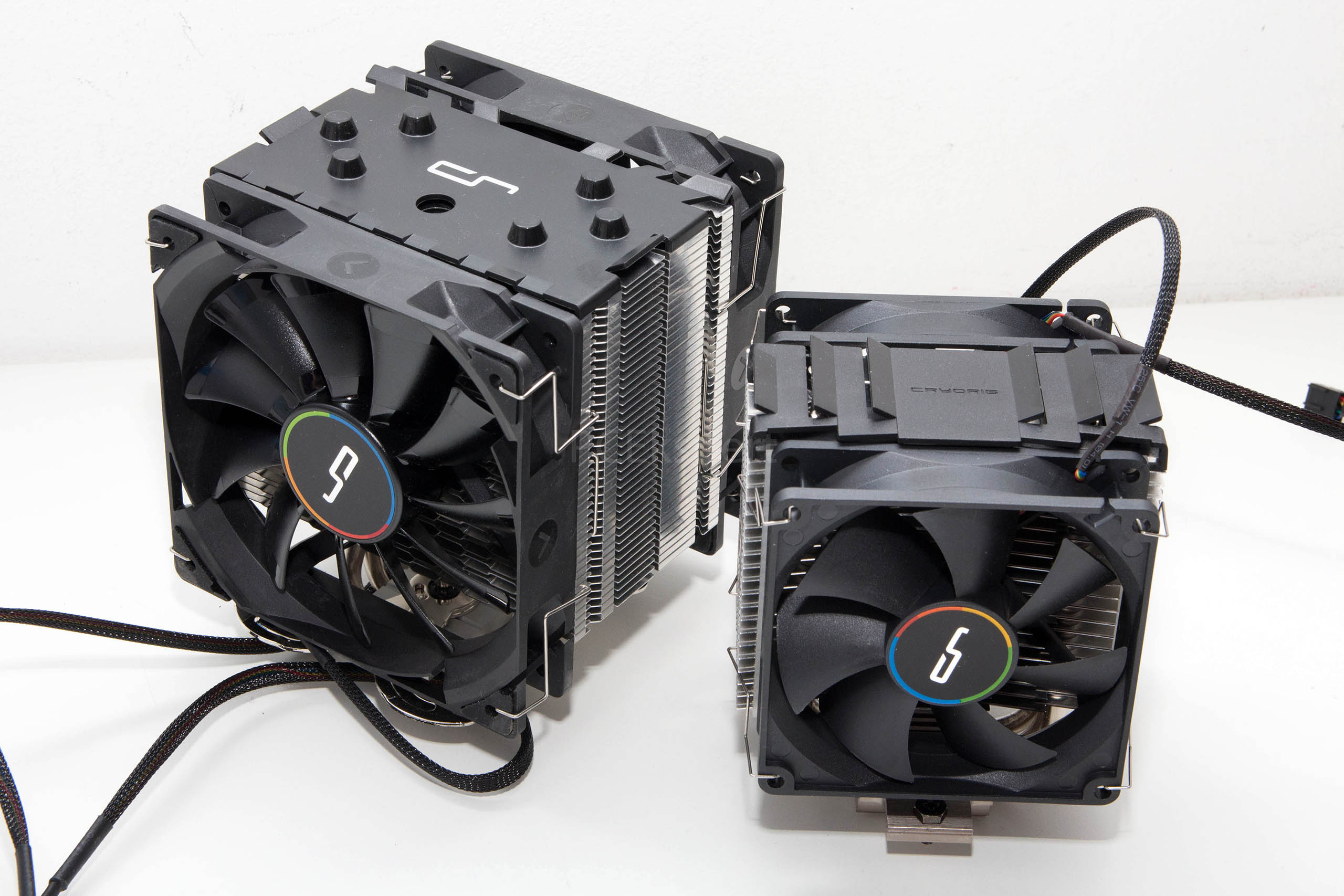 Cryorig H7 Plus & M9 Plus recenzija