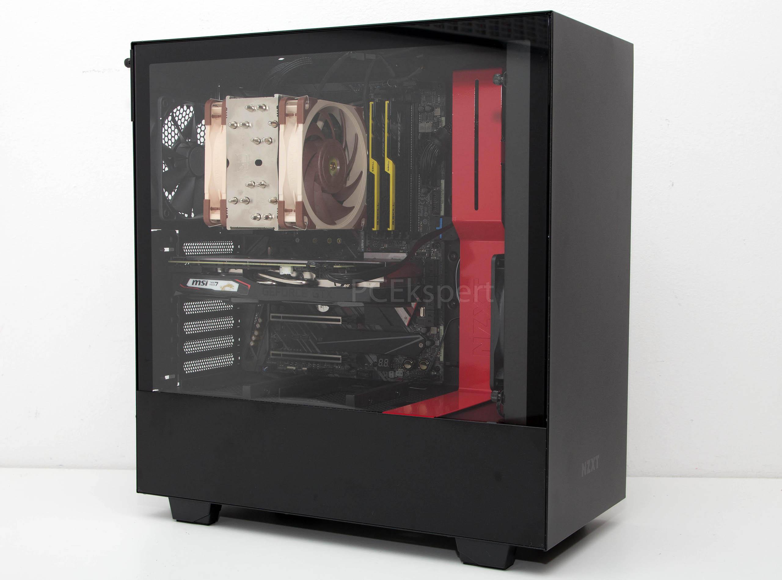NZXT H500 recenzija