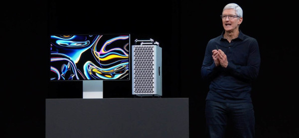 Apple Mac Pro – od kante do ribeža