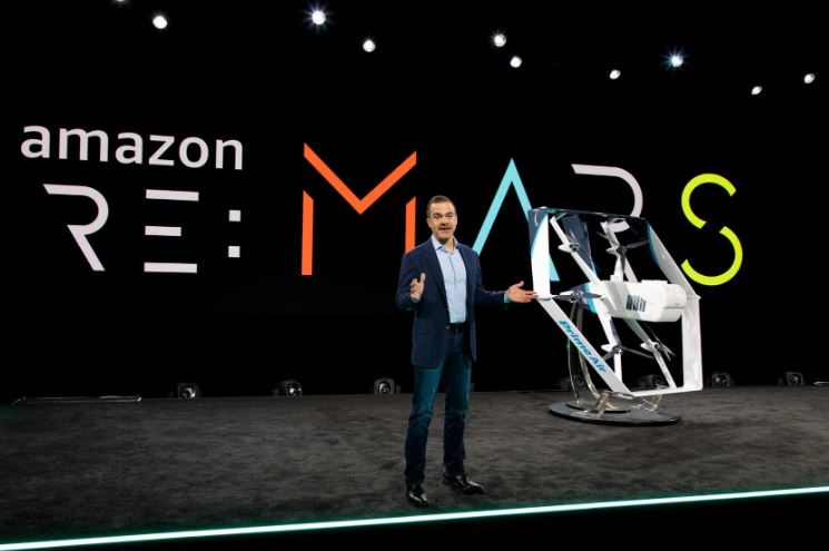 Amazon Prime AIR Delivery
