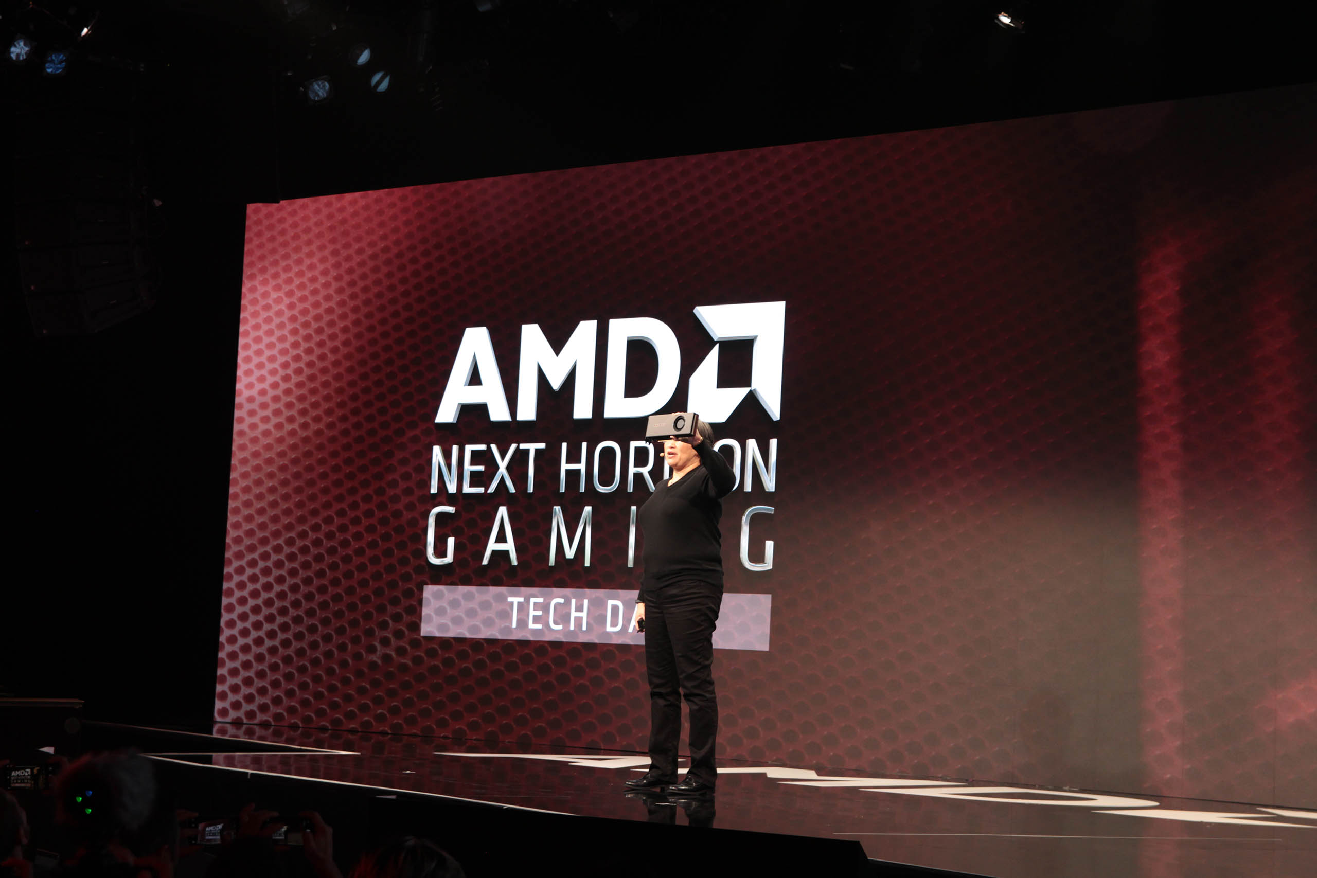 AMD Next Horizon Gaming Los Angeles