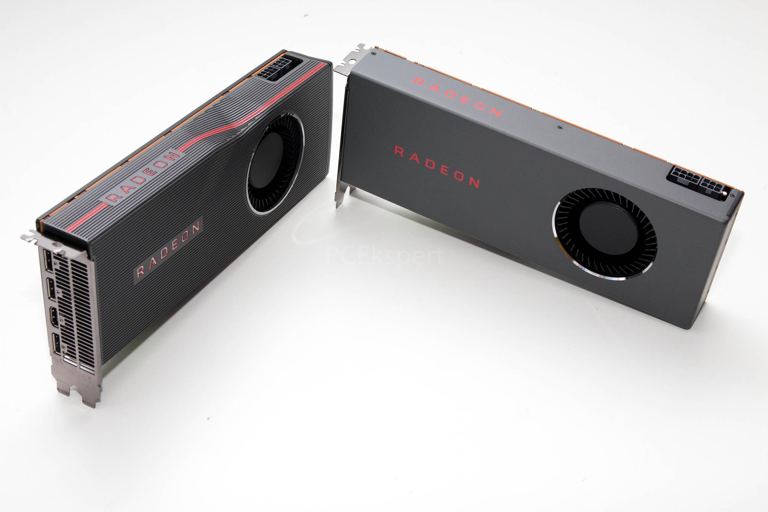AMD Radeon RX 5700 XT & RX 5700 recenzija