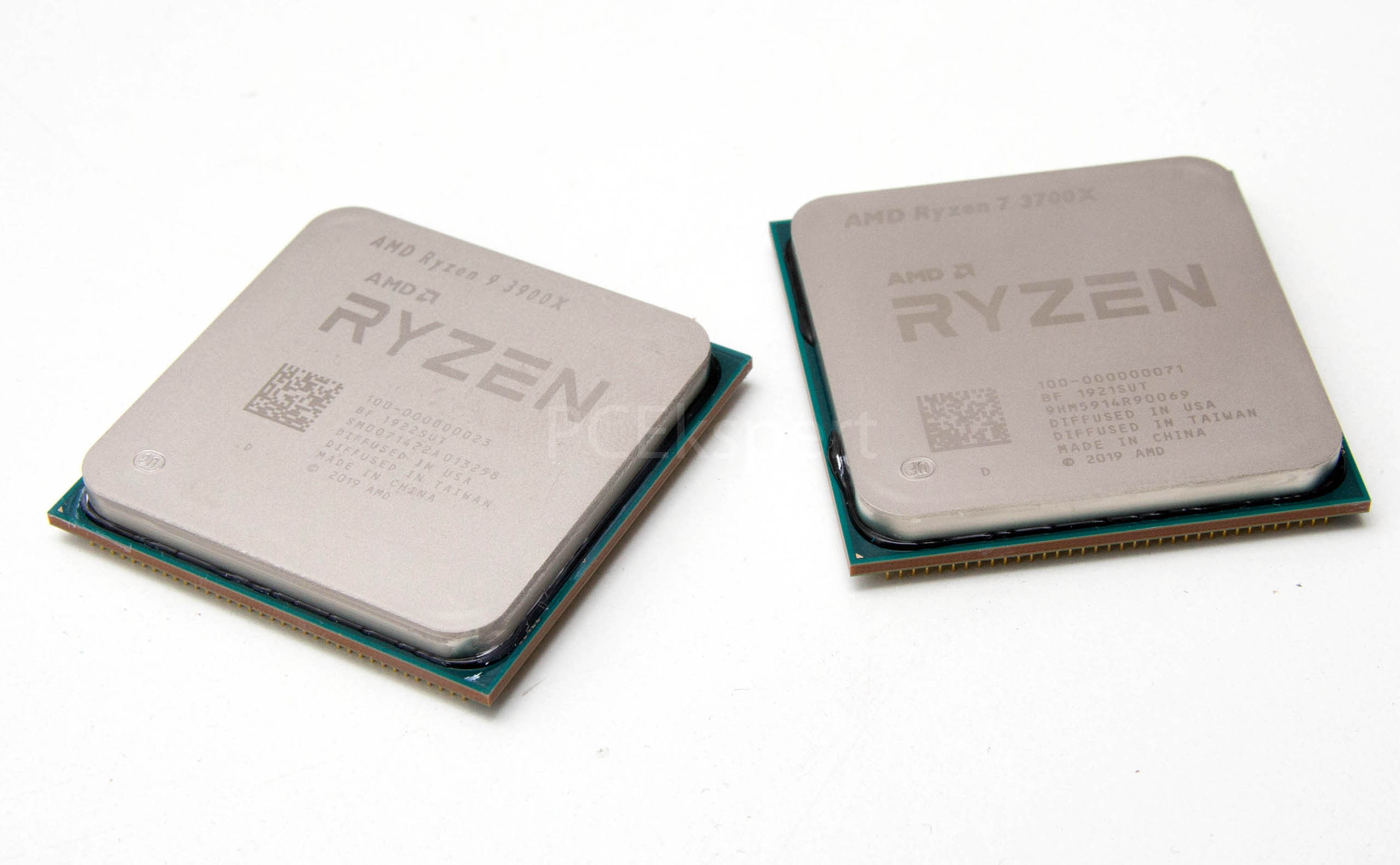 AMD Ryzen R9 3900X & R7 3700X recenzija