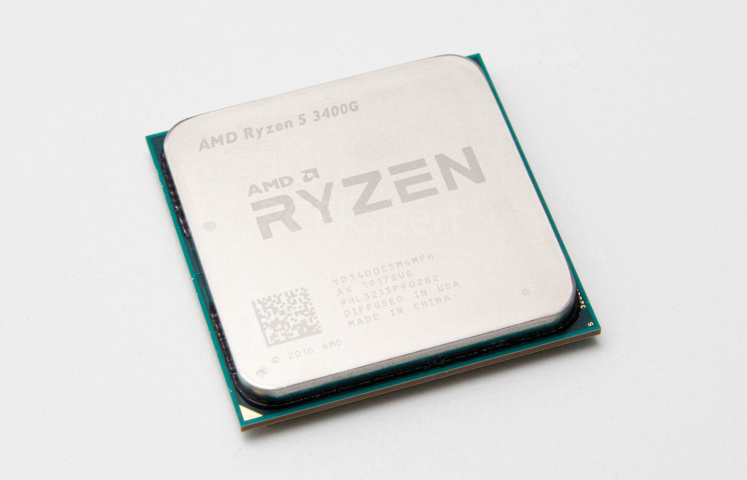 AMD Ryzen 5 3400G recenzija