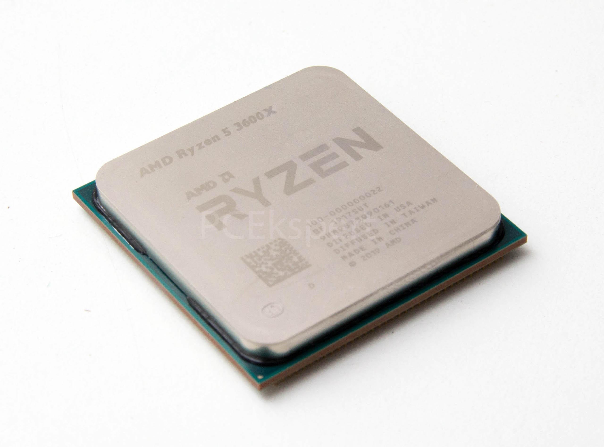 AMD Ryzen 5 3600X recenzija