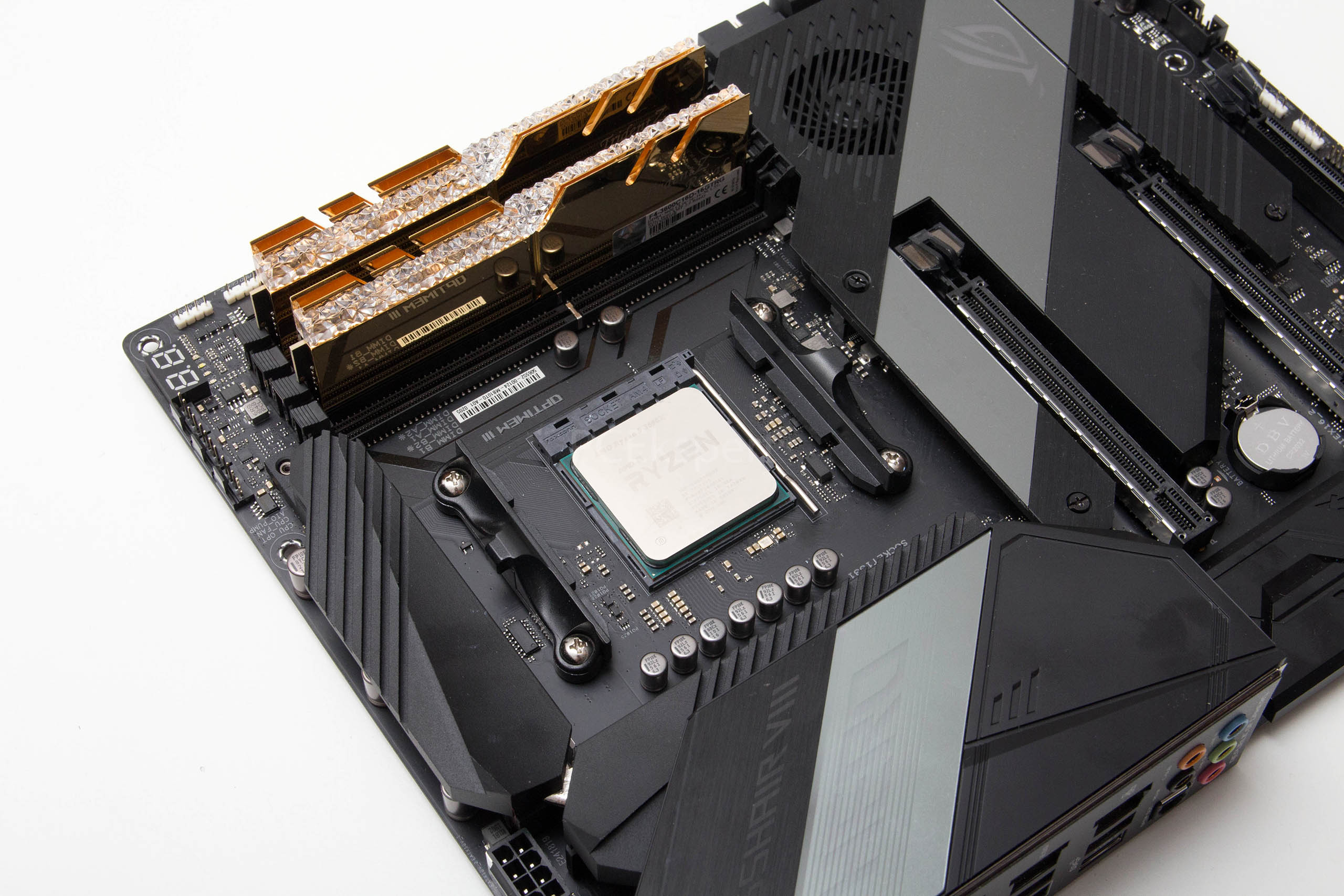 Test - Ryzen 5 3600X, brzina memorije i gaming
