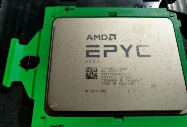 AMD Epyc 2 7H12 – brži i žedniji