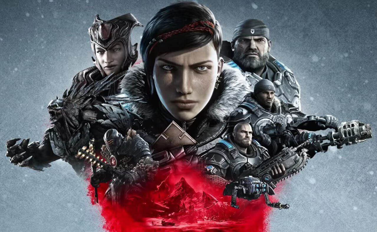 Gears 5 - 1440p performanse