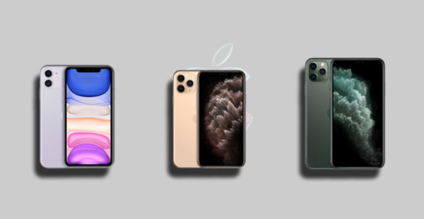 Apple iPhone 11, 11 Pro & 11 Pro Max specifikacije