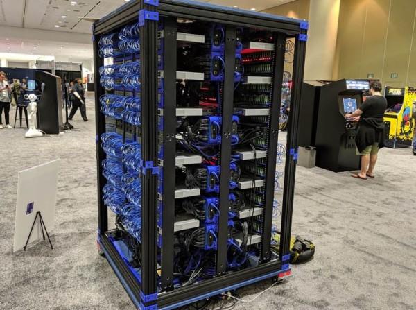 Oracleov novi Raspberry Pi Supercomputer