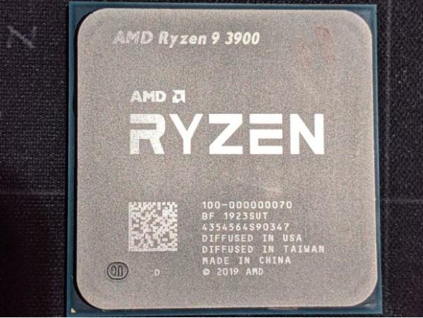 AMD najavio Ryzen 9 3900 i Ryzen 5 3500X za OEM