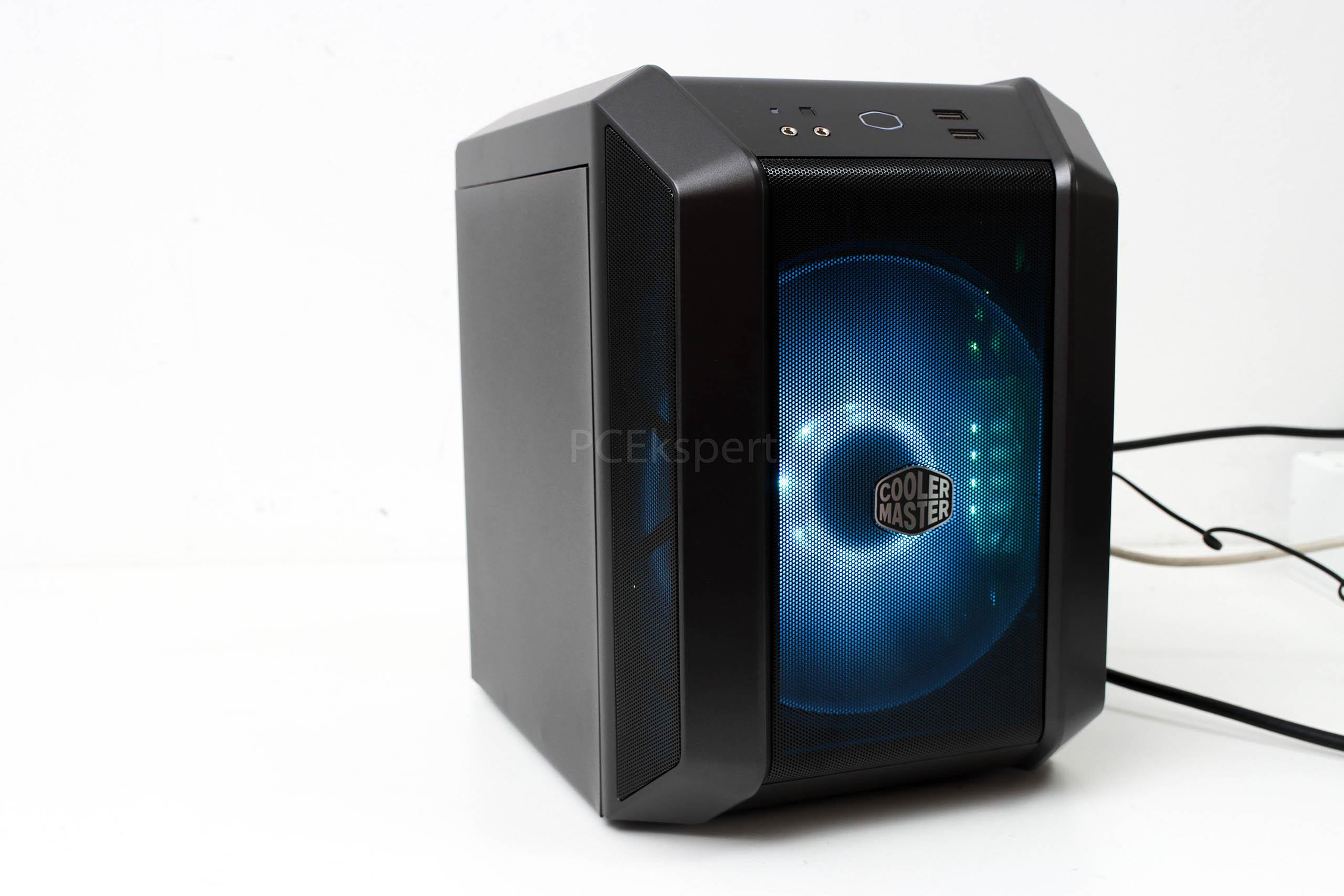 CoolerMaster MasterCase H100 recenzija