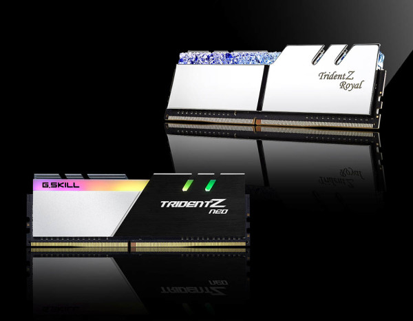 G.Skill predsatvio nove 32 GB DDR4 module i kitove kapaciteta do 256 GB