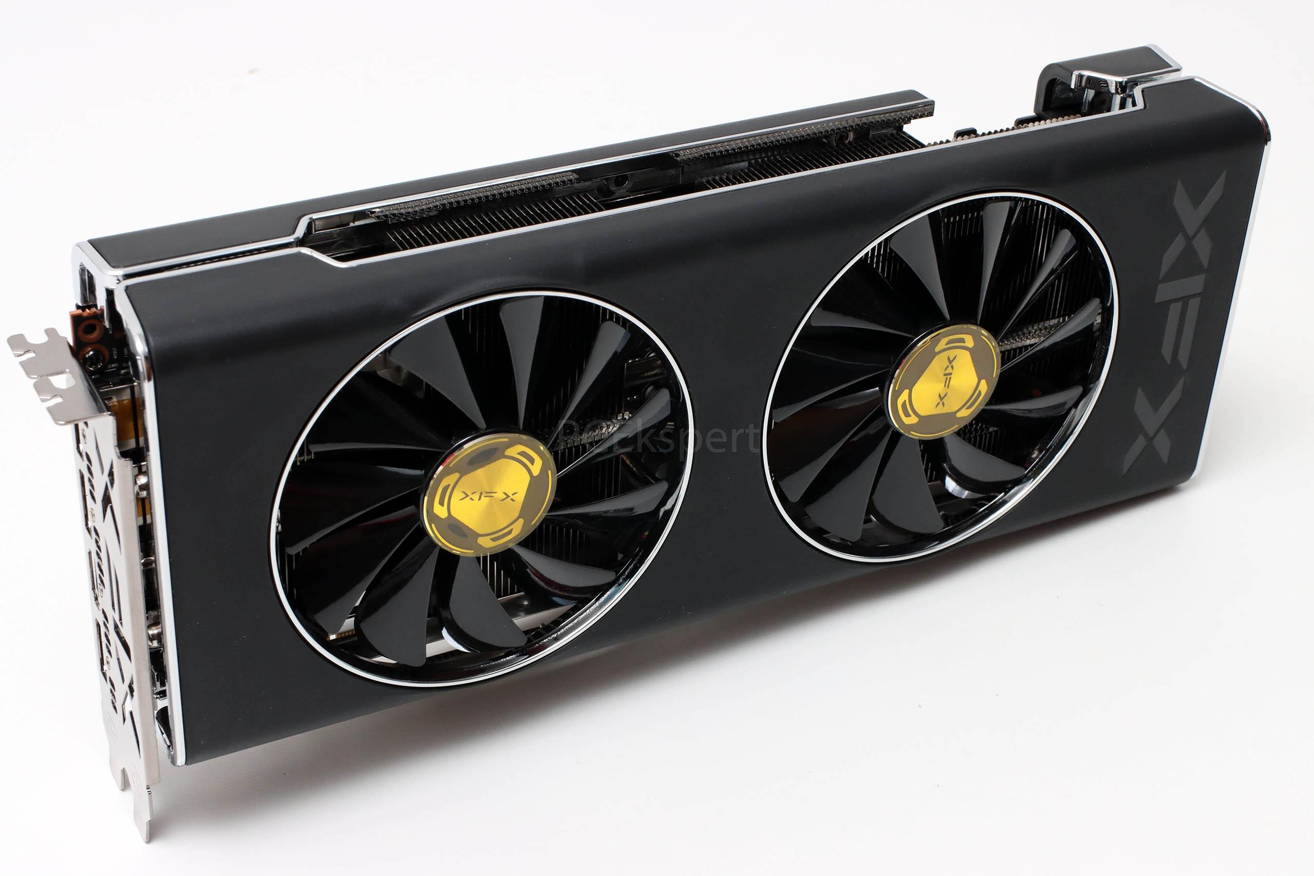 XFX Radeon RX 5700 XT THICC II recenzija