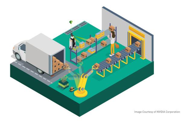 Nvidia i pošta SAD-a (USPS) koriste AI tehnologiju kako bi unaprijedili dostave