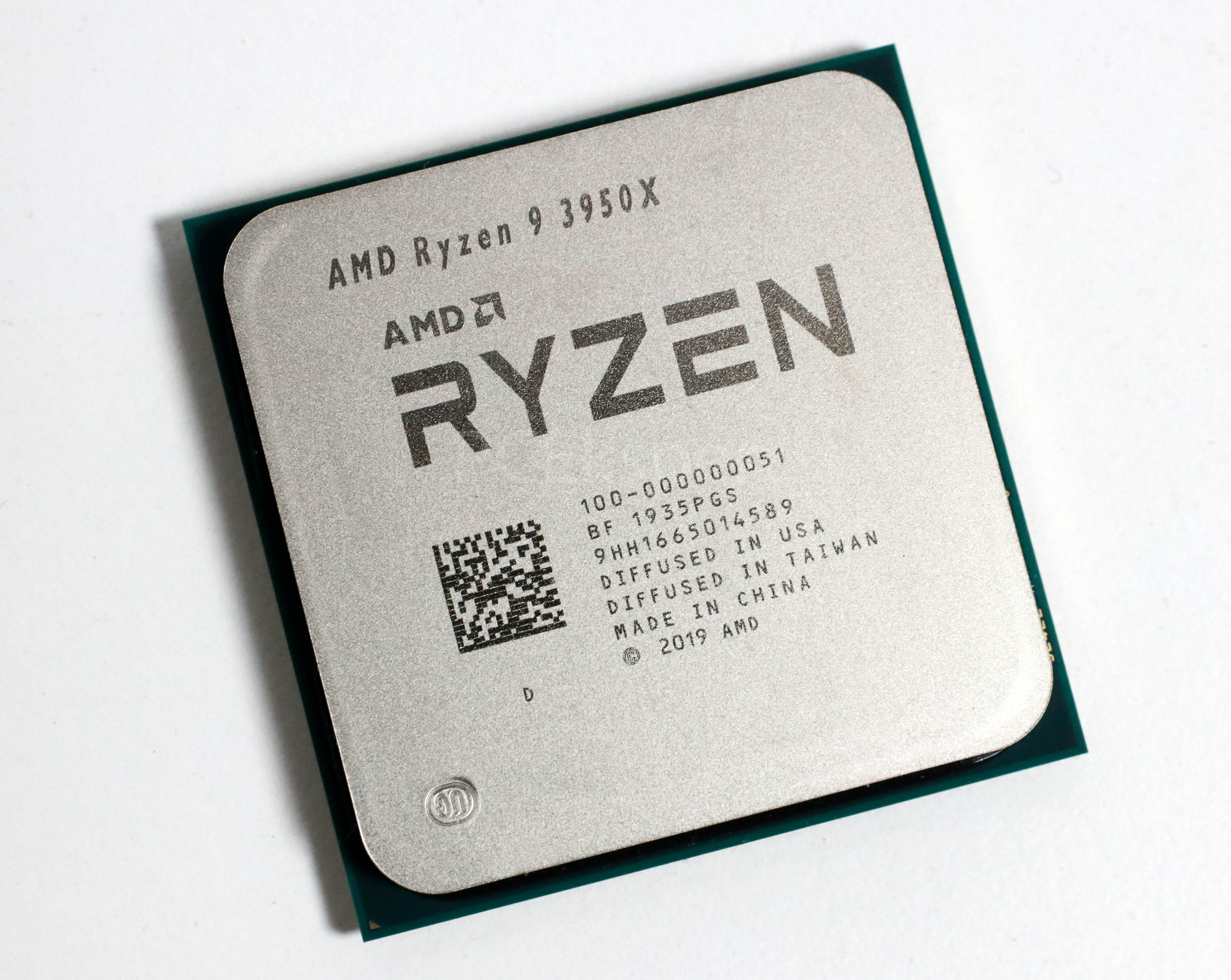 AMD Ryzen 9 3950X recenzija