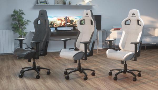 CORSAIR T3 RUSH stolica za igrače