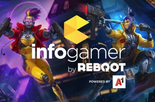 Galerija s Reboot InfoGamera 2019