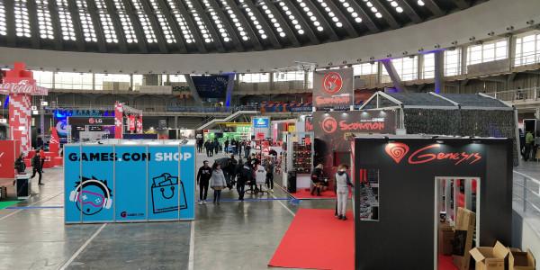 Galerija fotografija s Gamescona 2019.