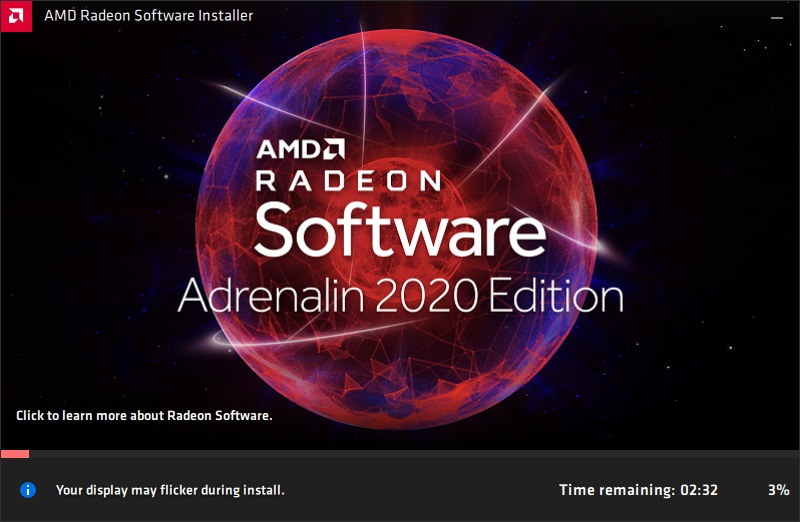 AMD Adrenalin 2020 Edition