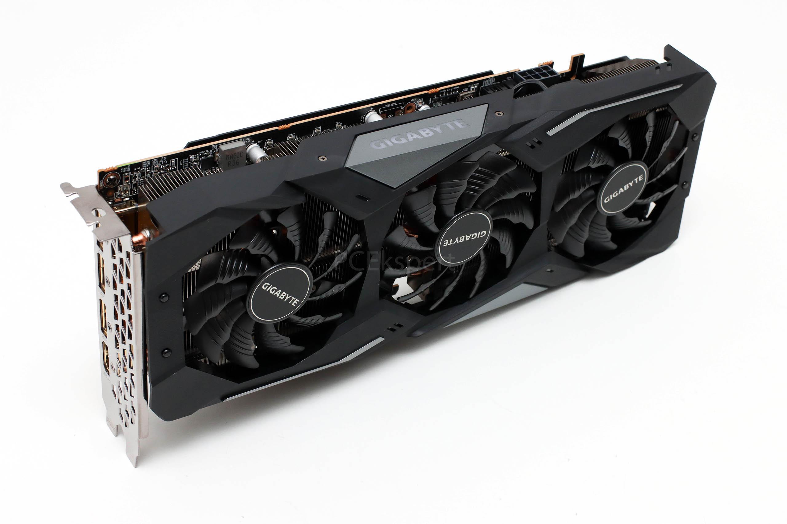 Gigabyte Radeon RX 5600 XT Gaming OC 6G recenzija