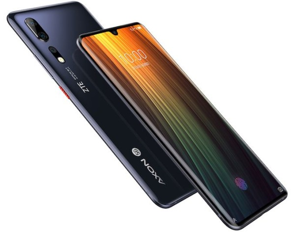 ZTE Axon 10s Pro 5G prvi sa Snapdragonom 865