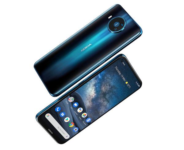 Predstavljen 5G Nokia pametni telefon