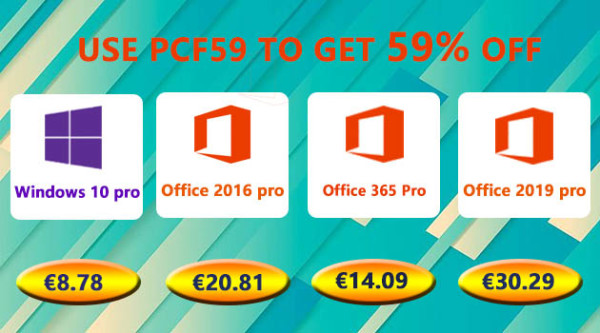 Proljetna promocija: Windows 10 Pro za 8,78 € i Office 2019 Pro za 30,29 €