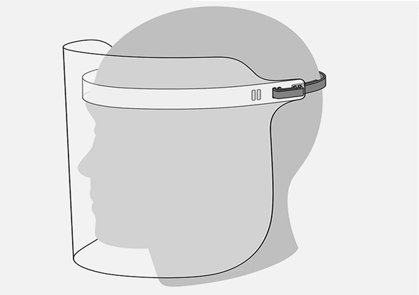 Apple pokrenuo  proizvodnju iShield  štitnika za lice u borbi s COVID-19