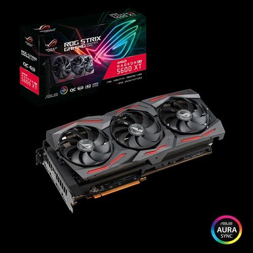 ASUS Radeon RX 5600 XT – novi BIOS za video kartice