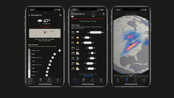 Apple kupio Dark Sky aplikaciju i zatvorio verziju za Android