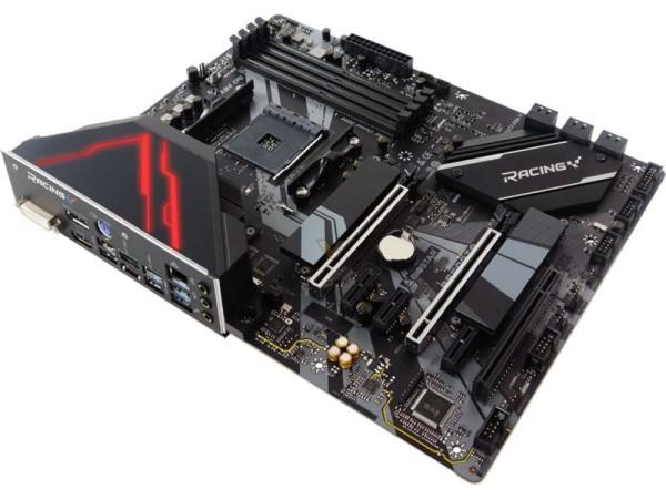 BIOSTAR matične ploče AMD B550 uključuju RACING B550 GTA i GTQ