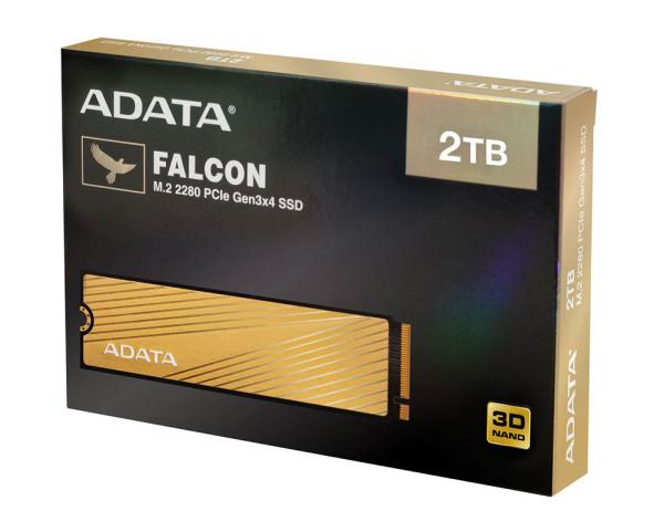 ADATA izbacila Golden Vest Falcon seriju NVMe SSD-a