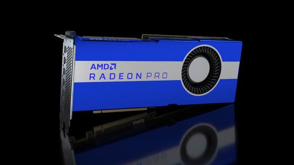 AMD lansirao novi Radeon Pro VII