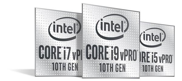Predstavljeni ažurirani Intel Core vPro procesori 10. generacije